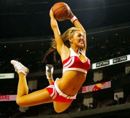 Такой красивый баскетбол нам нужен!