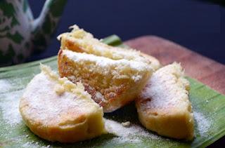 Resep Kue Pancong Lezat Dan Gurih