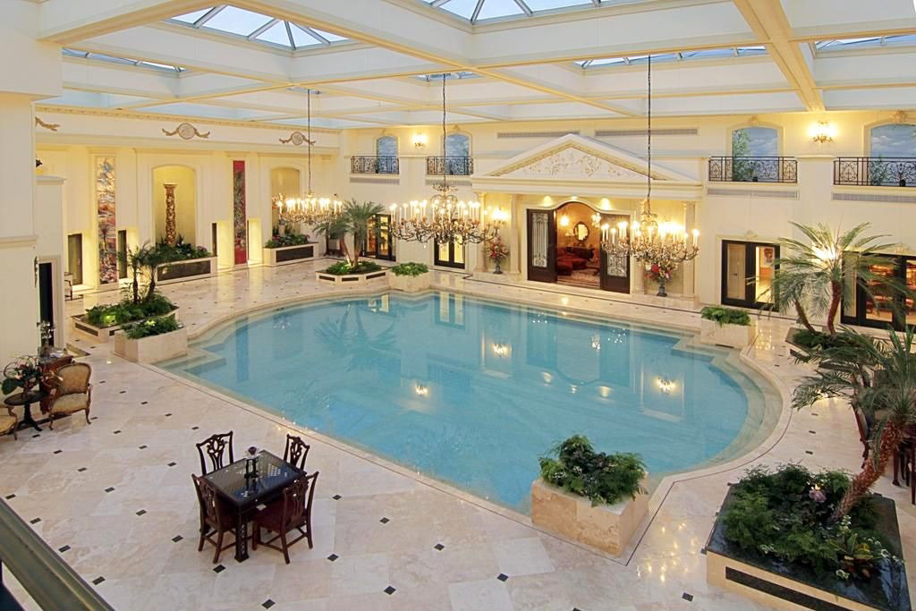 no luxury mansion is complete without a private indoor swimming pool for year round relaxation here are a few design ideas from modern elegance to european