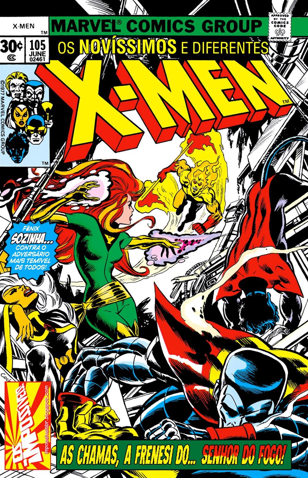 http://www.mediafire.com/download/i1wie59shw4ex24/Os.Fabulosos.X-Men.(X-Men.V1).105.HQBR.17OUT13.Os.Impossiveis.cbr