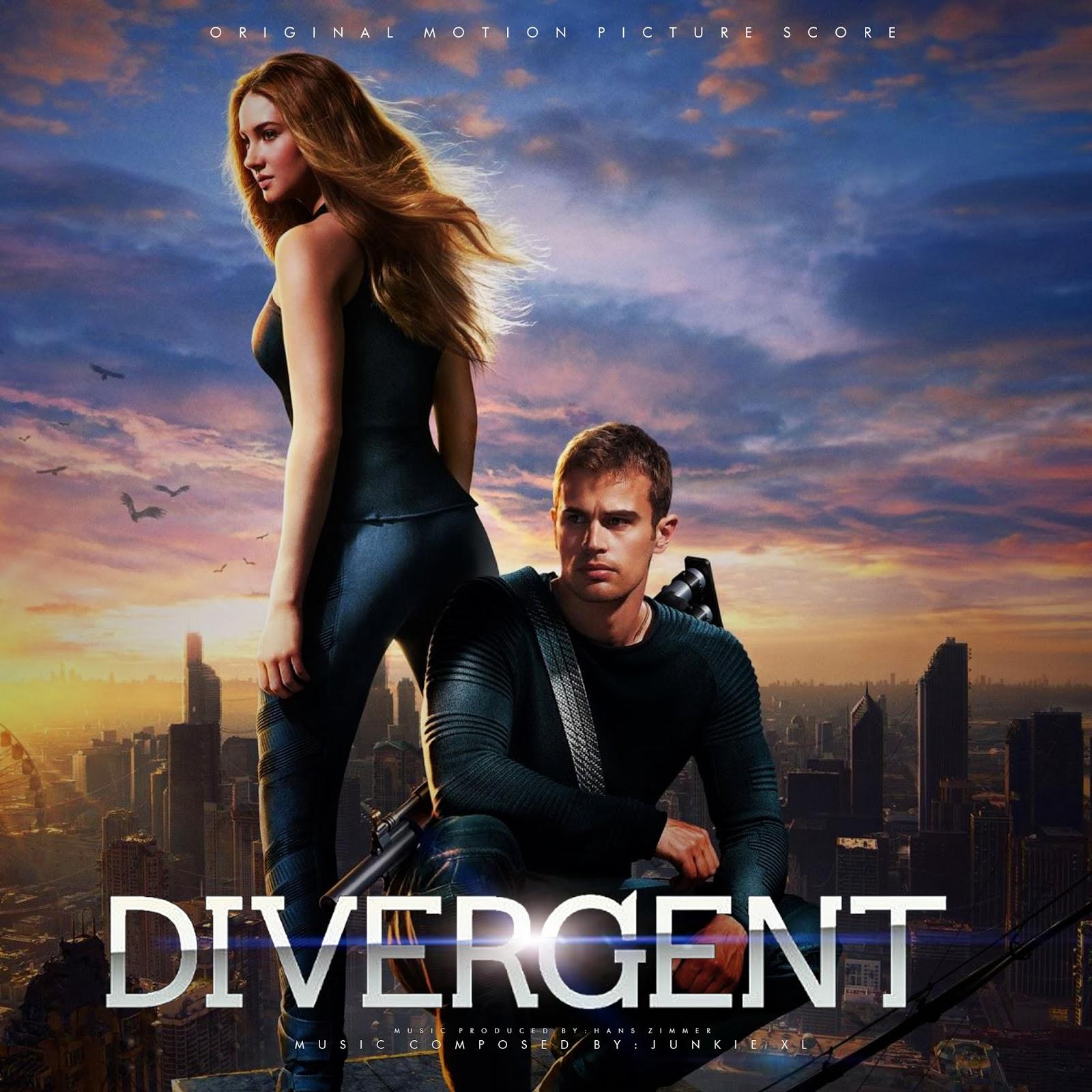 The Official Cover Warehouse: Divergent: Original Score ...