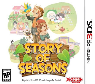 Story of Seasons USA 3DS GAME [.3DZ]