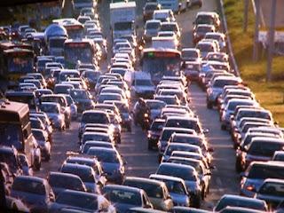 Congestionamento em Brasília - DF