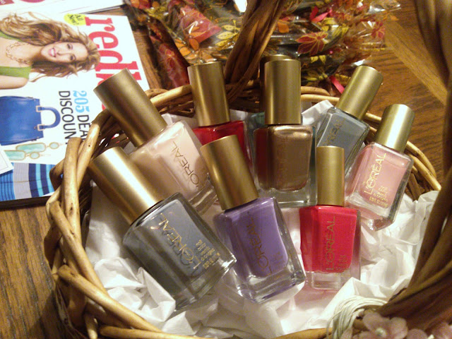 L'Oréal Paris Colour Riche Nail Polish