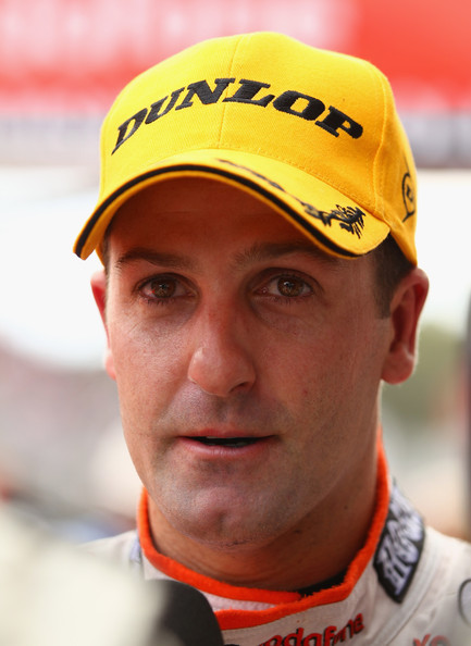 Jamie Whincup Super Car Champion Profile Amp Pictures 2012