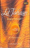 rumah buku buku islam la tahzan jangan bersedih aid al qarni