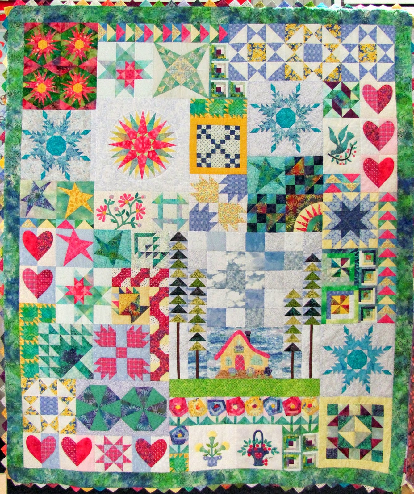 QUILTS KINGSTON 2015 - A premier Quilt Show in beautiful Kingston ... : quilt shows ontario - Adamdwight.com