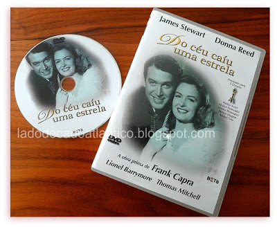"Título em Portugal do filme ""It's A Wonderful Life"""