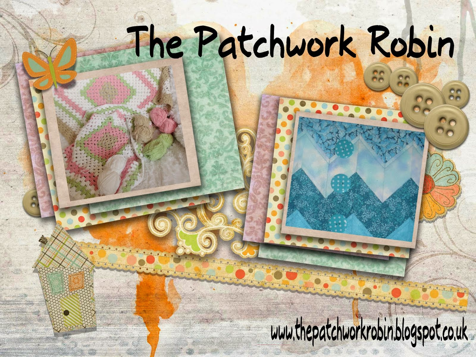 The Patchwork Robin