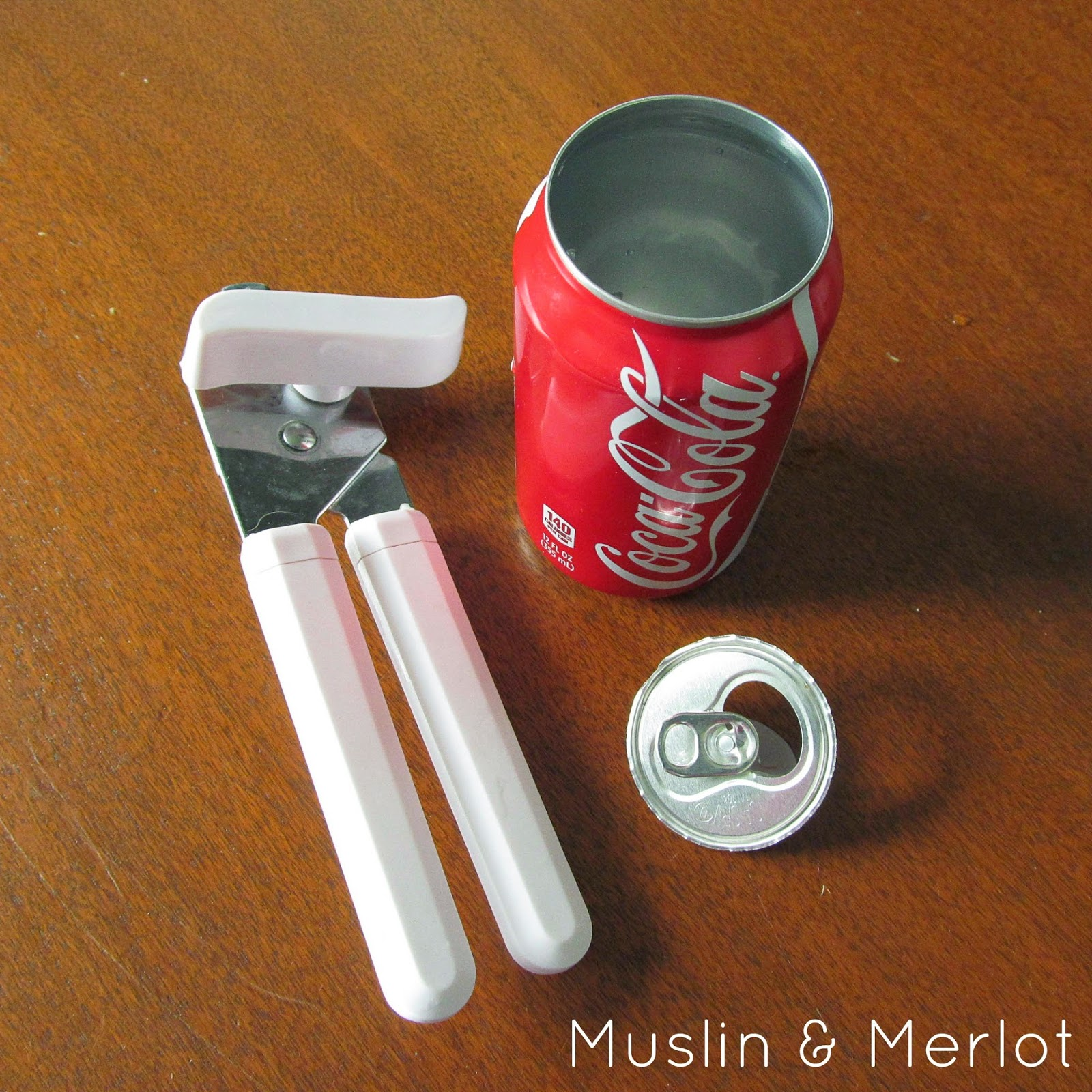 Empty Soup Can Crafts