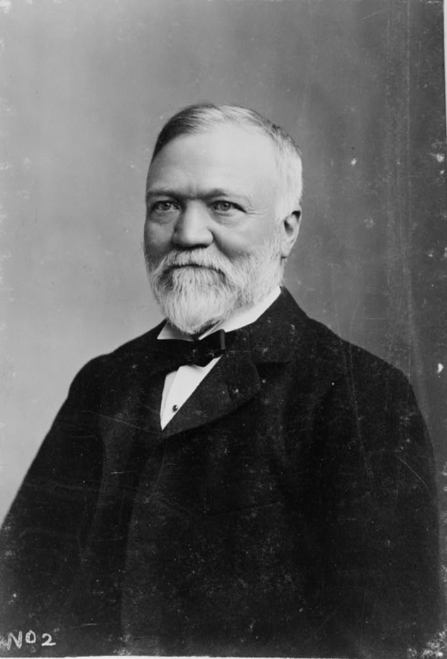The American Political System: January 2013 Andrew Carnegie