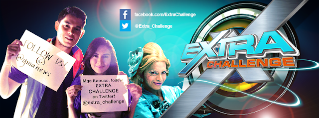 Extra Challenge Extreme Reality TV Show GMA Kapuso Network | GMA News and Public Affairs