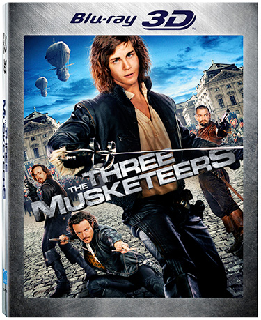 The Three Musketeers 720p HD Español Latino Dual BRRip 2011