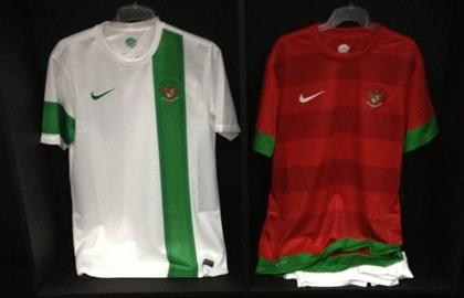 The new Indonesia away jersey, inspiration