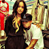Looks like Breezy and Karrueche are fully back