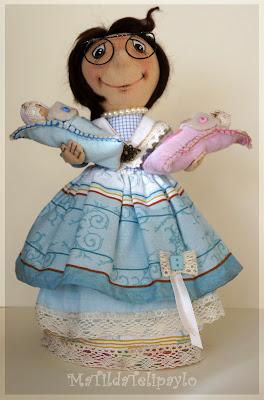 Кукла Юлии Телипайло
