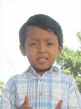 Rodrigo - Bolivia, Age 5