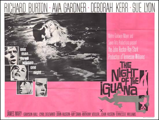 """The Night of the Iguana"" (1964)"