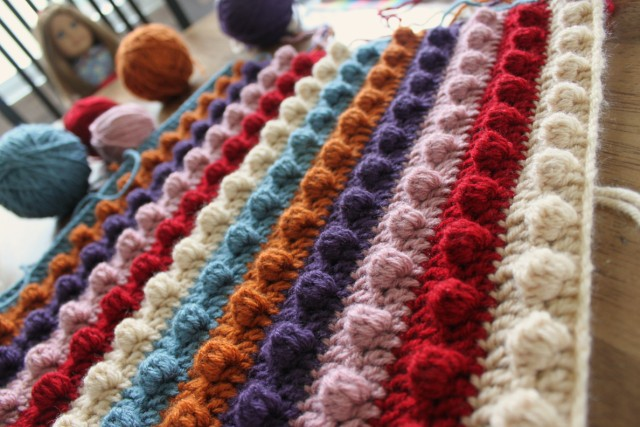 Crochet Doll Blanket Pattern Image Collections Knitting Patterns