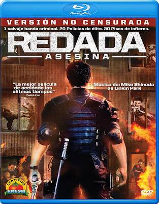 Redada Asesina (2011) UNRATED 1080p Latino
