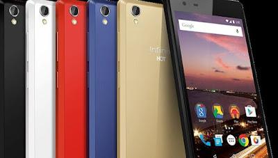 Review Keunggulan Dan Spesifikasi Harga Infinix Hot 2 Android One