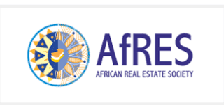 African Real Estate Society Masters scholarship