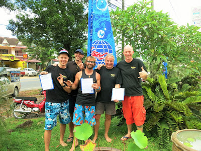 Testimonial by Juha Heinonen of the November 2015 PADI IDC in Khao Lak