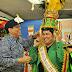 ¡Coronado El Pachá como Rey del Carnaval!