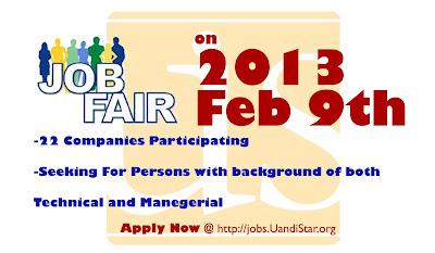 Job Fair 2013