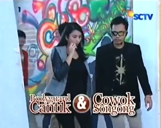 FTV Bodyguard Cantik & Cowok Songong