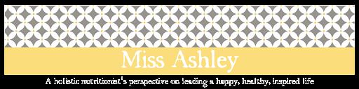 Miss Ashley