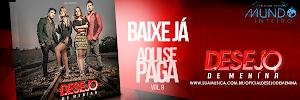 BAIXE JÁ O CD VOL. 9 DA DESEJO DE MENINA!