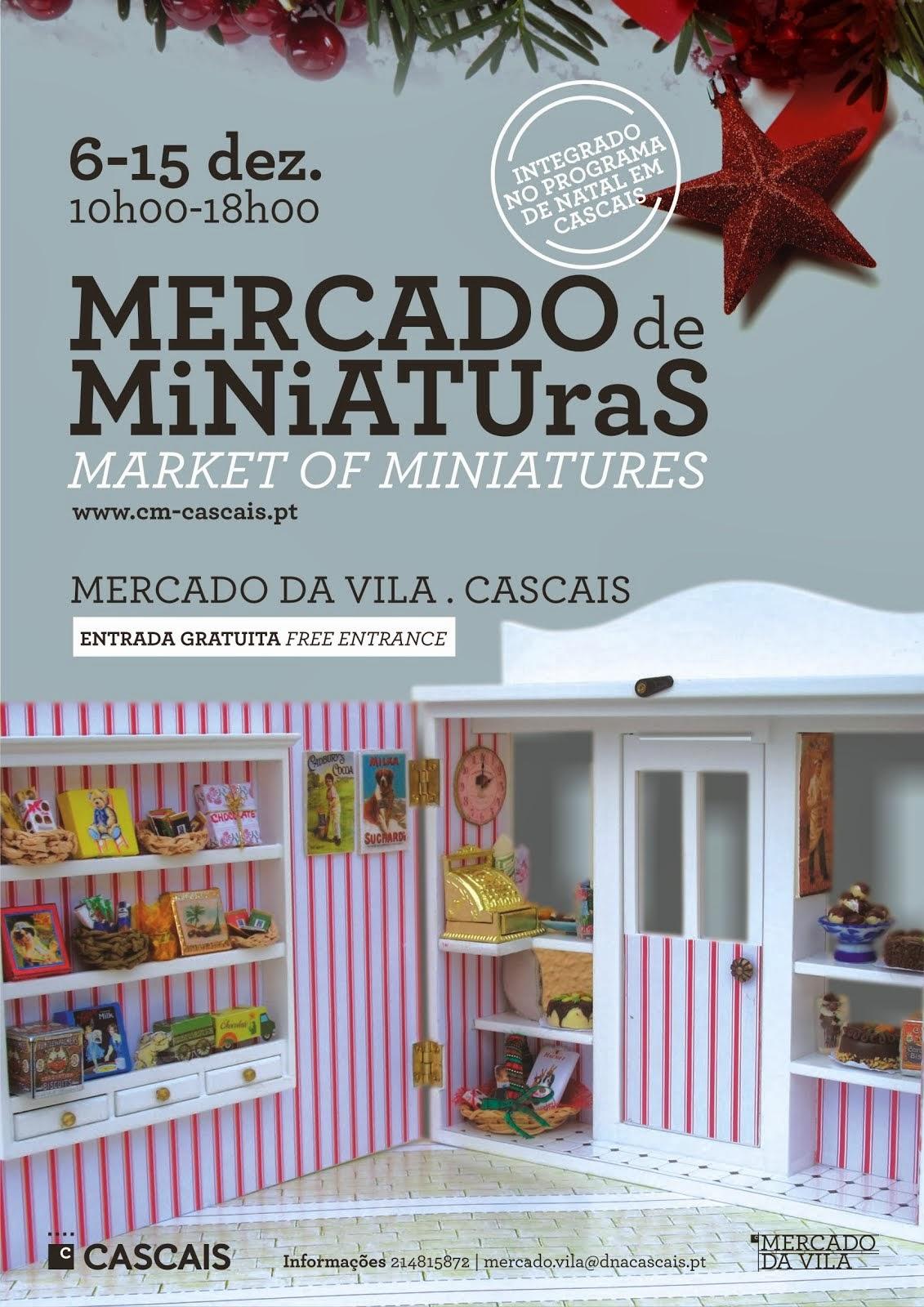mercado de miniaturas
