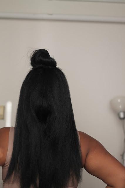 annie wig outre