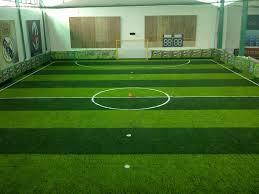 Pasir Silika Lapangan Futsal