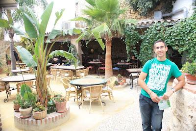 Jardin del Califa in Vejer de la Frontera