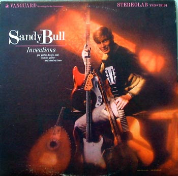 Sandy Bull-Inventions