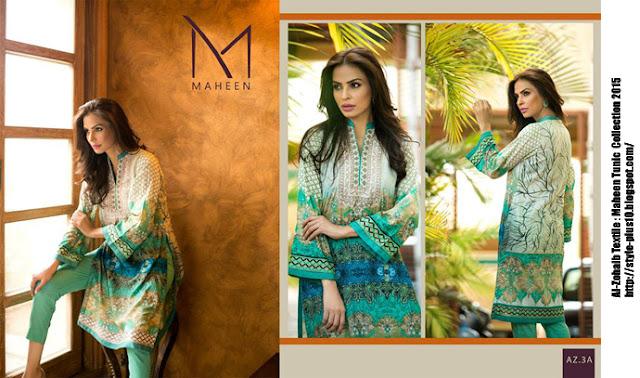 az-3a-maheen-tunic-2015-al-zohaib-textile