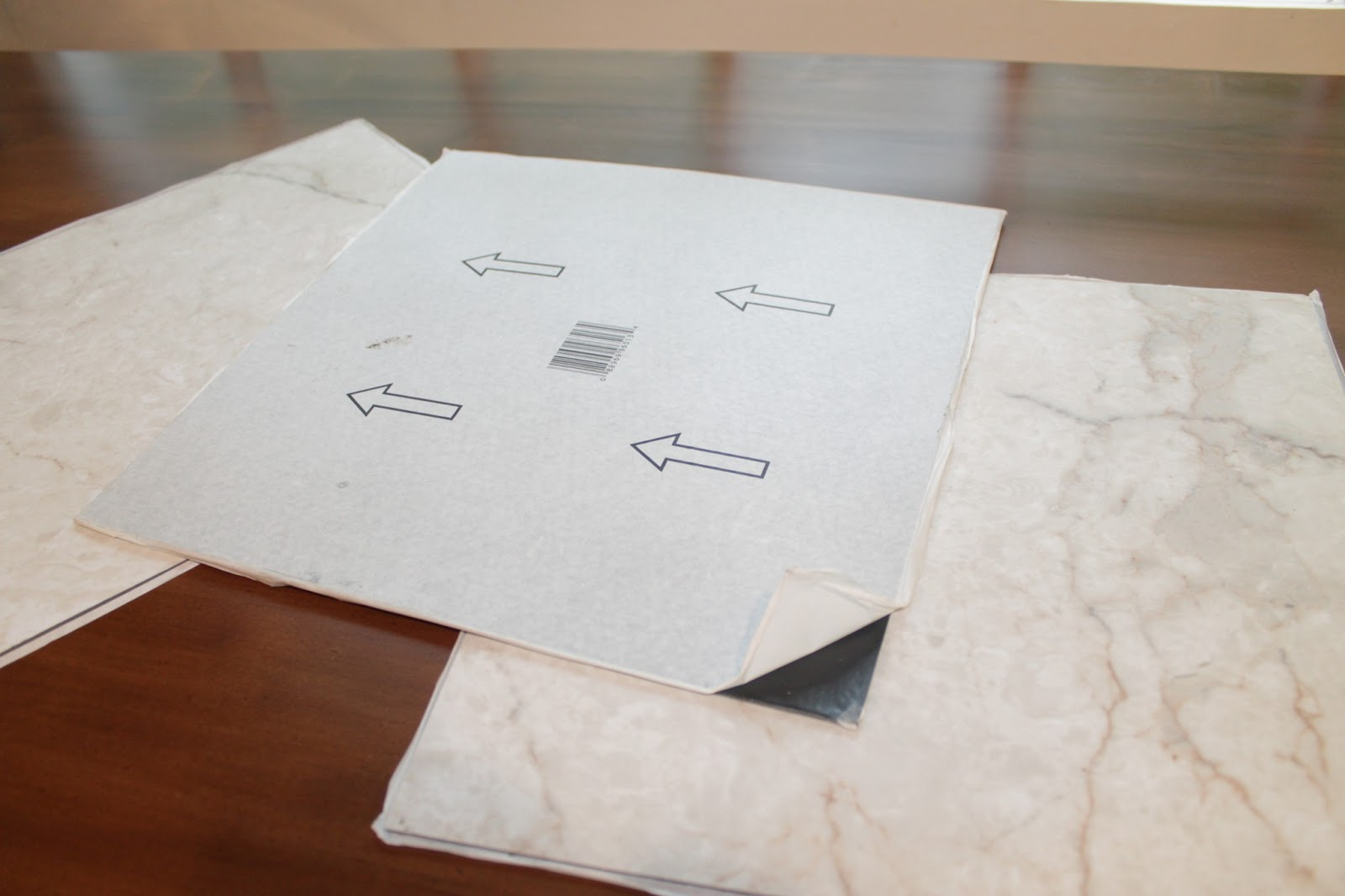 Home Depot Peel and Stick Tile