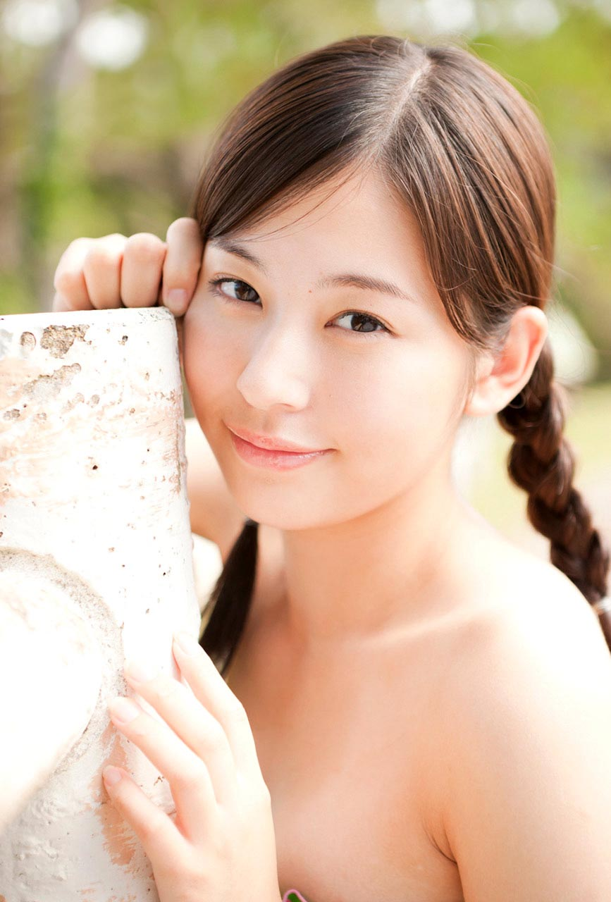 beautiful japanese teen mikako horikawa 01
