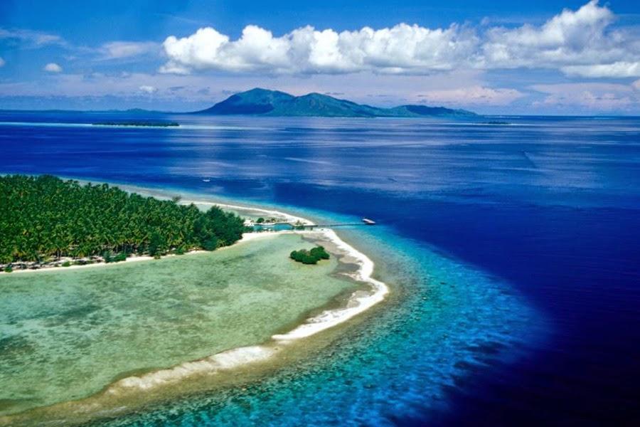 foto taman laut karimunjawa