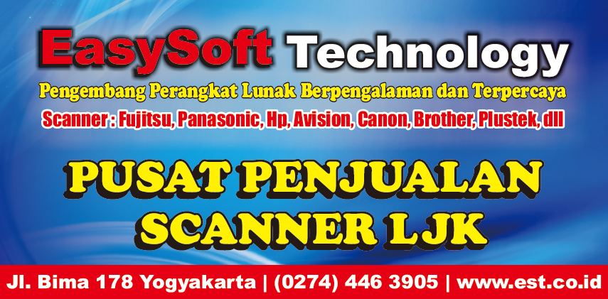 software LJK - Alat Koreksi - DMR - LJK Reader - Scanner LJK