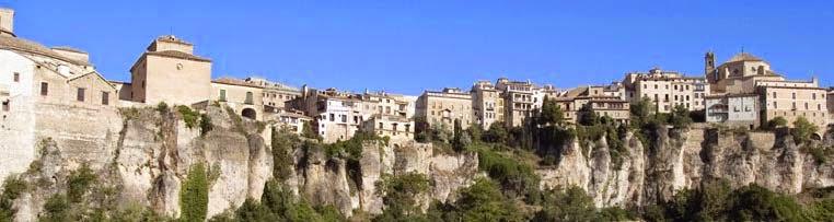 Cuenca. Hoz del Huécar