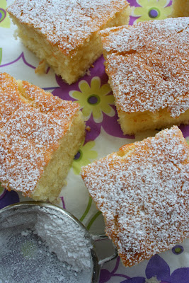 Ciasto maślano-waniliowe