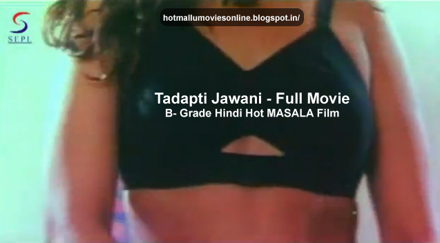 Watch Tadapti Jawani hindi movie online