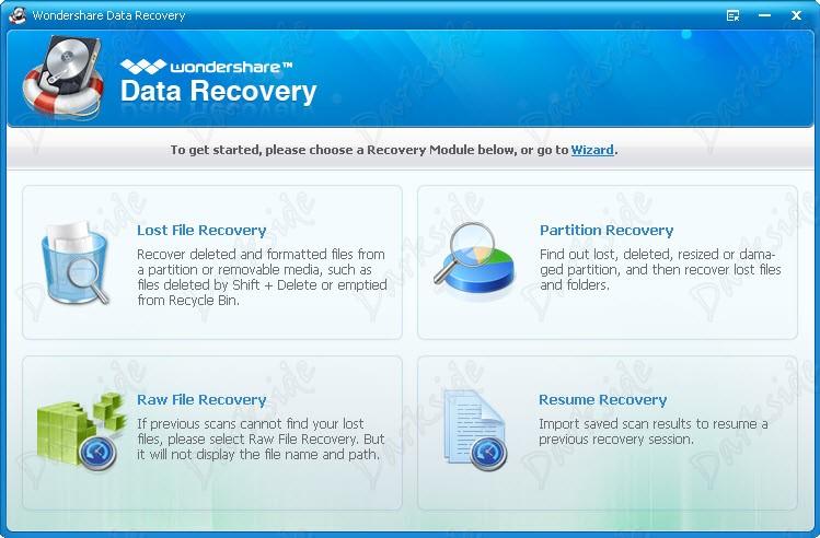 descargar recuperador de archivos formateados