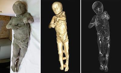 Ζωή και θάνατος στην αρχαία Πομπηία: Οι κάτοικοι αποκαλύπτουν τα μυστικά τους