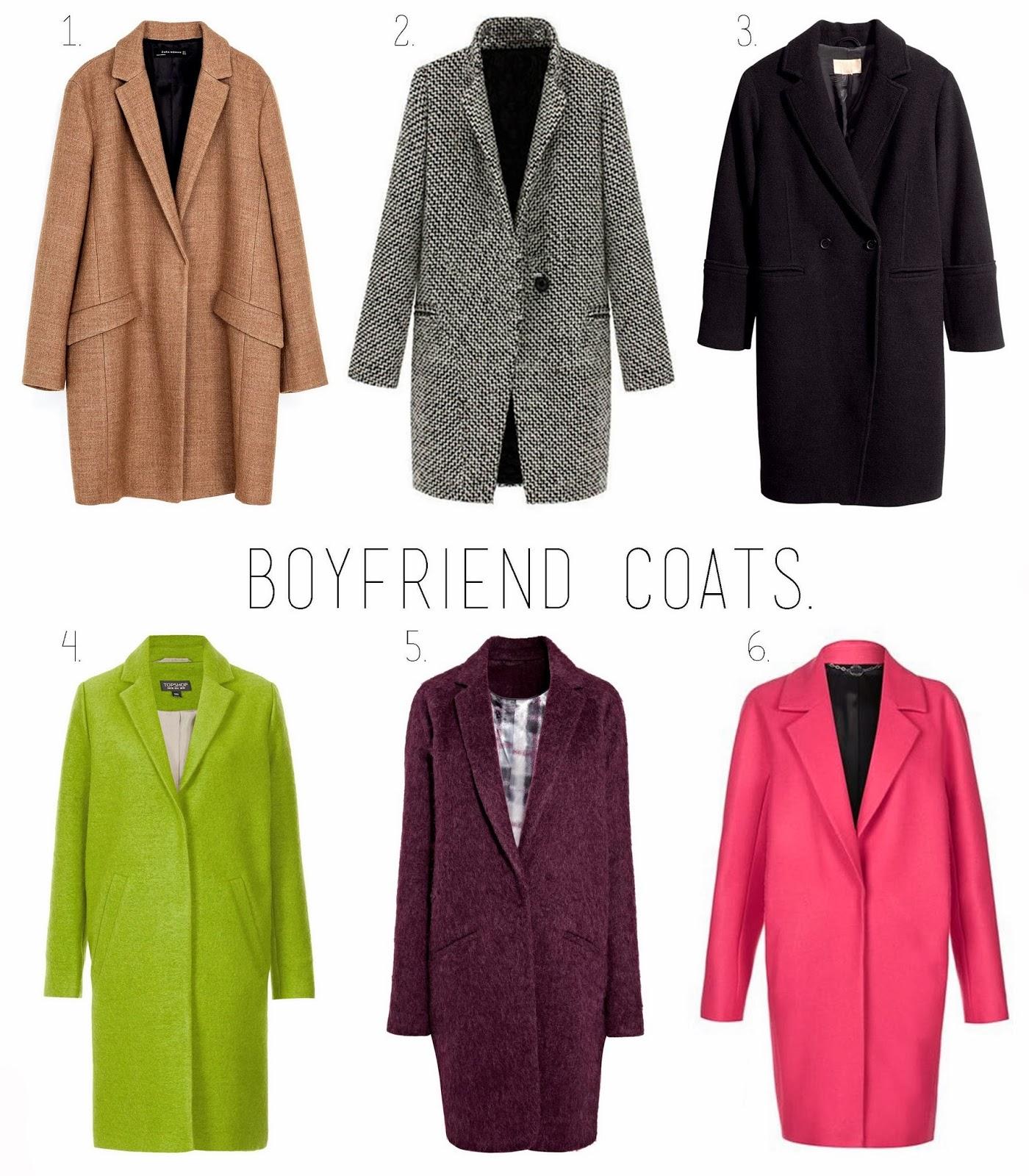 hands of style the boyfriend coat #0: boyfriend coats