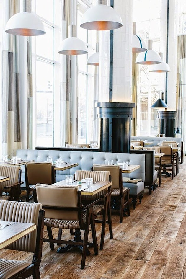 Savor home restaurant interiors st cecilia