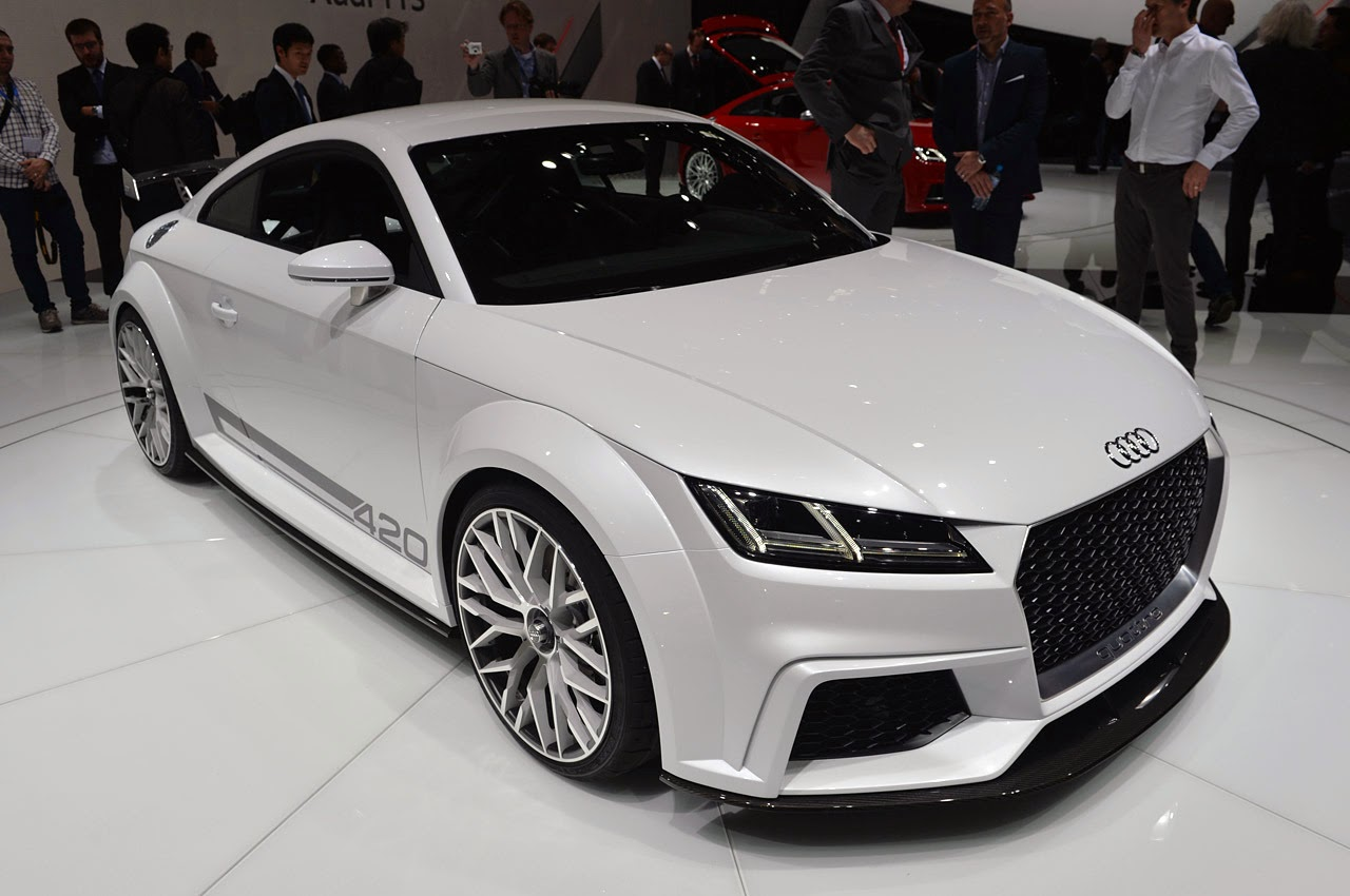 automotiveblogz audi tt quattro sport concept geneva. Black Bedroom Furniture Sets. Home Design Ideas